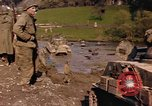 Image of United States  M4A3 sherman tanks Germany, 1945, second 8 stock footage video 65675076624