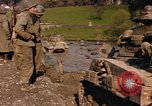 Image of United States  M4A3 sherman tanks Germany, 1945, second 9 stock footage video 65675076624