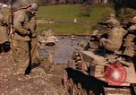 Image of United States  M4A3 sherman tanks Germany, 1945, second 10 stock footage video 65675076624