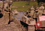 Image of United States  M4A3 sherman tanks Germany, 1945, second 11 stock footage video 65675076624