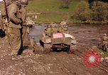 Image of United States  M4A3 sherman tanks Germany, 1945, second 18 stock footage video 65675076624