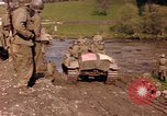 Image of United States  M4A3 sherman tanks Germany, 1945, second 19 stock footage video 65675076624