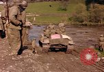 Image of United States  M4A3 sherman tanks Germany, 1945, second 20 stock footage video 65675076624