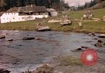 Image of United States  M4A3 sherman tanks Germany, 1945, second 21 stock footage video 65675076624