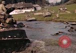 Image of United States  M4A3 sherman tanks Germany, 1945, second 24 stock footage video 65675076624