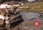 Image of United States  M4A3 sherman tanks Germany, 1945, second 27 stock footage video 65675076624