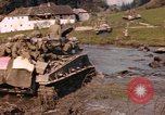 Image of United States  M4A3 sherman tanks Germany, 1945, second 28 stock footage video 65675076624