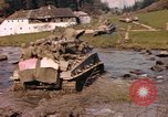 Image of United States  M4A3 sherman tanks Germany, 1945, second 30 stock footage video 65675076624