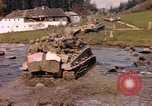 Image of United States  M4A3 sherman tanks Germany, 1945, second 31 stock footage video 65675076624