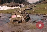 Image of United States  M4A3 sherman tanks Germany, 1945, second 32 stock footage video 65675076624