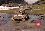 Image of United States  M4A3 sherman tanks Germany, 1945, second 33 stock footage video 65675076624