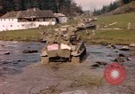 Image of United States  M4A3 sherman tanks Germany, 1945, second 34 stock footage video 65675076624