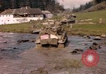 Image of United States  M4A3 sherman tanks Germany, 1945, second 35 stock footage video 65675076624