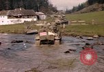 Image of United States  M4A3 sherman tanks Germany, 1945, second 37 stock footage video 65675076624
