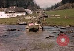 Image of United States  M4A3 sherman tanks Germany, 1945, second 38 stock footage video 65675076624
