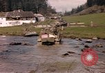 Image of United States  M4A3 sherman tanks Germany, 1945, second 39 stock footage video 65675076624