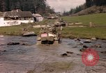 Image of United States  M4A3 sherman tanks Germany, 1945, second 40 stock footage video 65675076624
