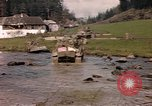 Image of United States  M4A3 sherman tanks Germany, 1945, second 41 stock footage video 65675076624