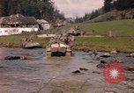 Image of United States  M4A3 sherman tanks Germany, 1945, second 42 stock footage video 65675076624