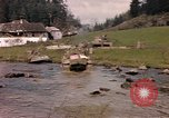 Image of United States  M4A3 sherman tanks Germany, 1945, second 44 stock footage video 65675076624