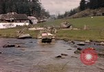Image of United States  M4A3 sherman tanks Germany, 1945, second 45 stock footage video 65675076624