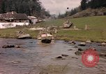 Image of United States  M4A3 sherman tanks Germany, 1945, second 46 stock footage video 65675076624