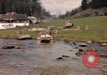 Image of United States  M4A3 sherman tanks Germany, 1945, second 47 stock footage video 65675076624
