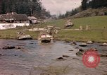 Image of United States  M4A3 sherman tanks Germany, 1945, second 48 stock footage video 65675076624