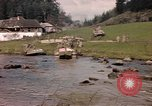 Image of United States  M4A3 sherman tanks Germany, 1945, second 49 stock footage video 65675076624