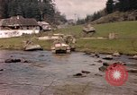 Image of United States  M4A3 sherman tanks Germany, 1945, second 51 stock footage video 65675076624