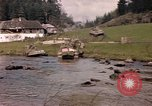 Image of United States  M4A3 sherman tanks Germany, 1945, second 52 stock footage video 65675076624