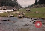 Image of United States  M4A3 sherman tanks Germany, 1945, second 53 stock footage video 65675076624