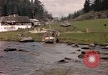 Image of United States  M4A3 sherman tanks Germany, 1945, second 54 stock footage video 65675076624