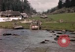 Image of United States  M4A3 sherman tanks Germany, 1945, second 55 stock footage video 65675076624