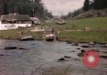 Image of United States  M4A3 sherman tanks Germany, 1945, second 56 stock footage video 65675076624
