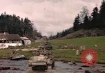 Image of United States  M4A3 sherman tanks Germany, 1945, second 57 stock footage video 65675076624