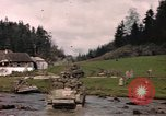 Image of United States  M4A3 sherman tanks Germany, 1945, second 58 stock footage video 65675076624