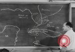 Image of hurricane warning service Miami Florida USA, 1947, second 13 stock footage video 65675076806