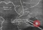 Image of hurricane warning service Miami Florida USA, 1947, second 18 stock footage video 65675076806