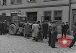 Image of 4th Armored Division Czechoslovakia, 1945, second 9 stock footage video 65675076998