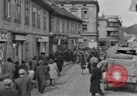Image of 4th Armored Division Czechoslovakia, 1945, second 16 stock footage video 65675076998