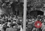 Image of 4th Armored Division Czechoslovakia, 1945, second 43 stock footage video 65675076998