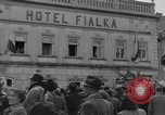 Image of 4th Armored Division Susice Czechoslovakia, 1945, second 1 stock footage video 65675076999