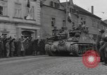 Image of 4th Armored Division Susice Czechoslovakia, 1945, second 6 stock footage video 65675076999