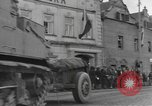 Image of 4th Armored Division Susice Czechoslovakia, 1945, second 10 stock footage video 65675076999