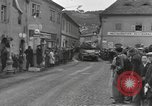 Image of 4th Armored Division Susice Czechoslovakia, 1945, second 13 stock footage video 65675076999