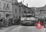 Image of 4th Armored Division Susice Czechoslovakia, 1945, second 21 stock footage video 65675076999