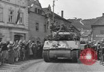 Image of 4th Armored Division Susice Czechoslovakia, 1945, second 22 stock footage video 65675076999