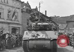 Image of 4th Armored Division Susice Czechoslovakia, 1945, second 24 stock footage video 65675076999