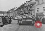 Image of 4th Armored Division Susice Czechoslovakia, 1945, second 26 stock footage video 65675076999